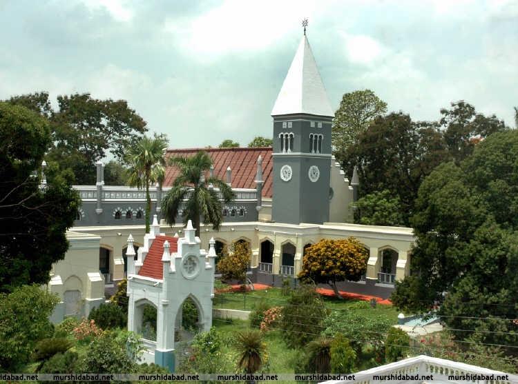 Murshidabad Places Tourism Berhampore Zone