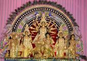 Durga of Gold